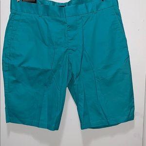 NWT Blue dress shorts